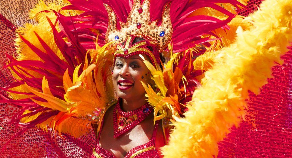 Carnivals in Benidorm