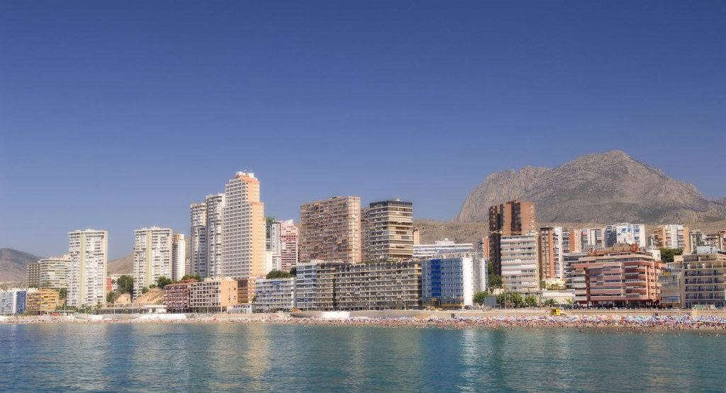 Benidorm, the best option to spend the winter!