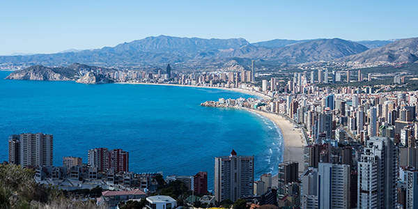 Tourism in Benidorm, over a hundred years of history