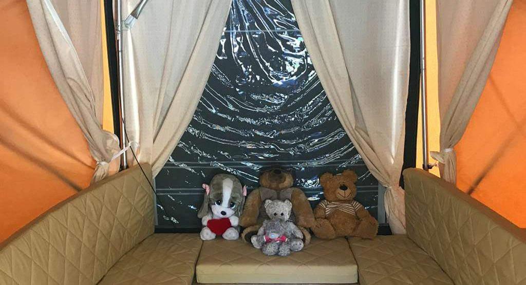 Glamour y camping en Benidorm