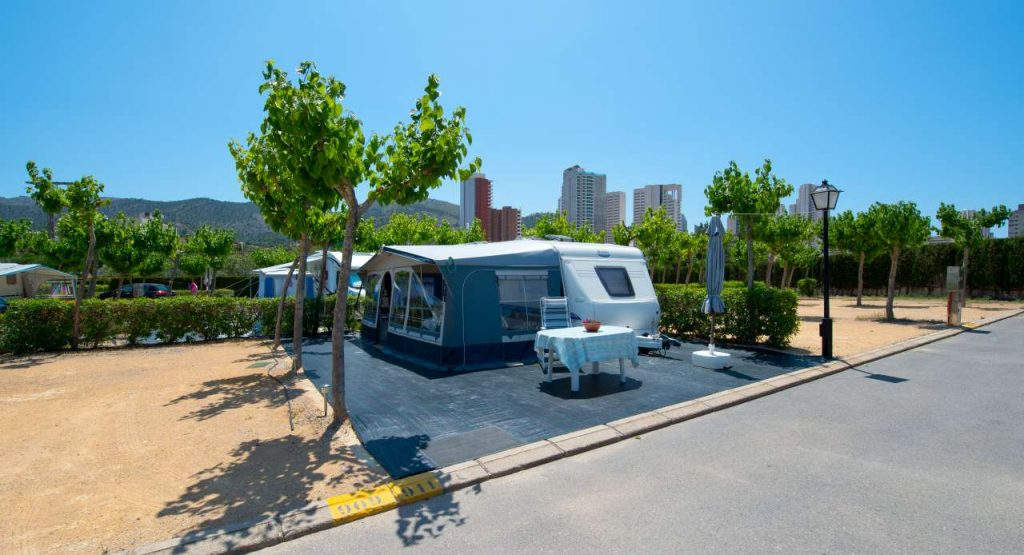 Advantages of summer holidays at a campsite in Benidorm