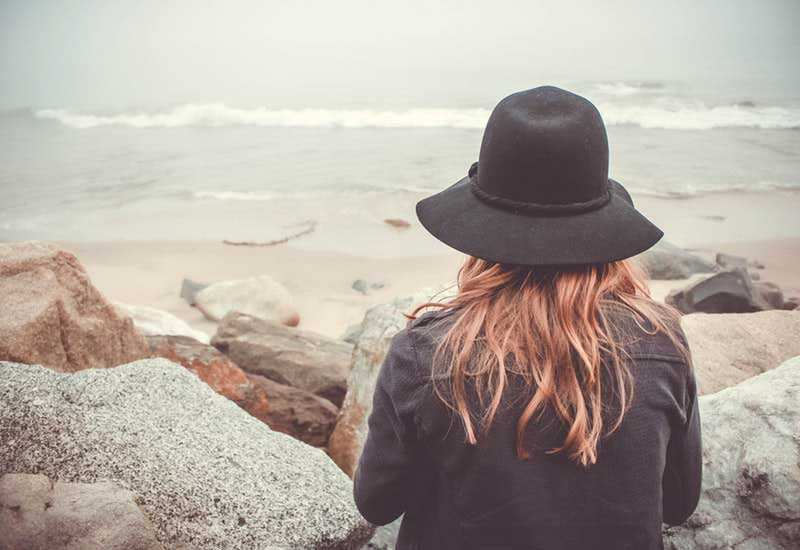 Playas de otoño en Benidorm