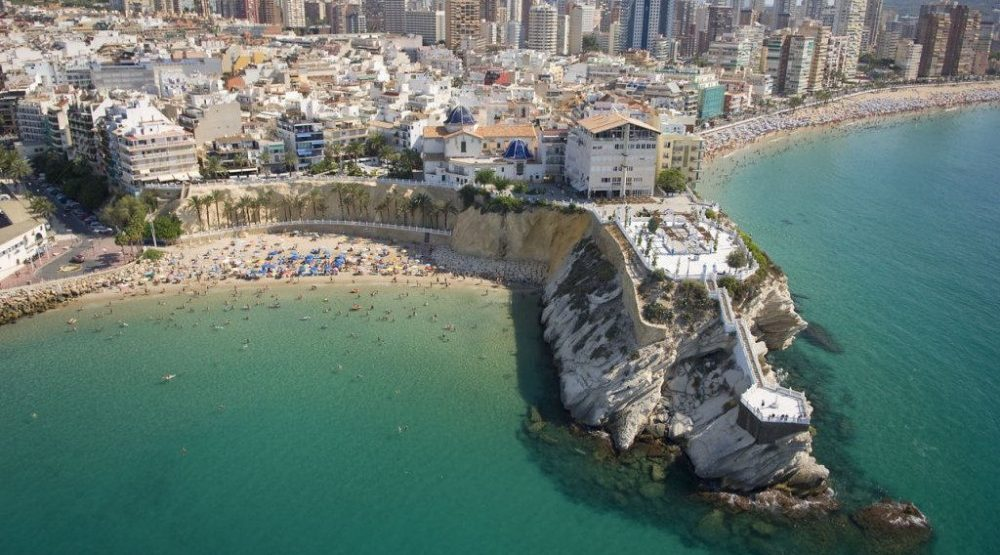 The best beaches in Benidorm
