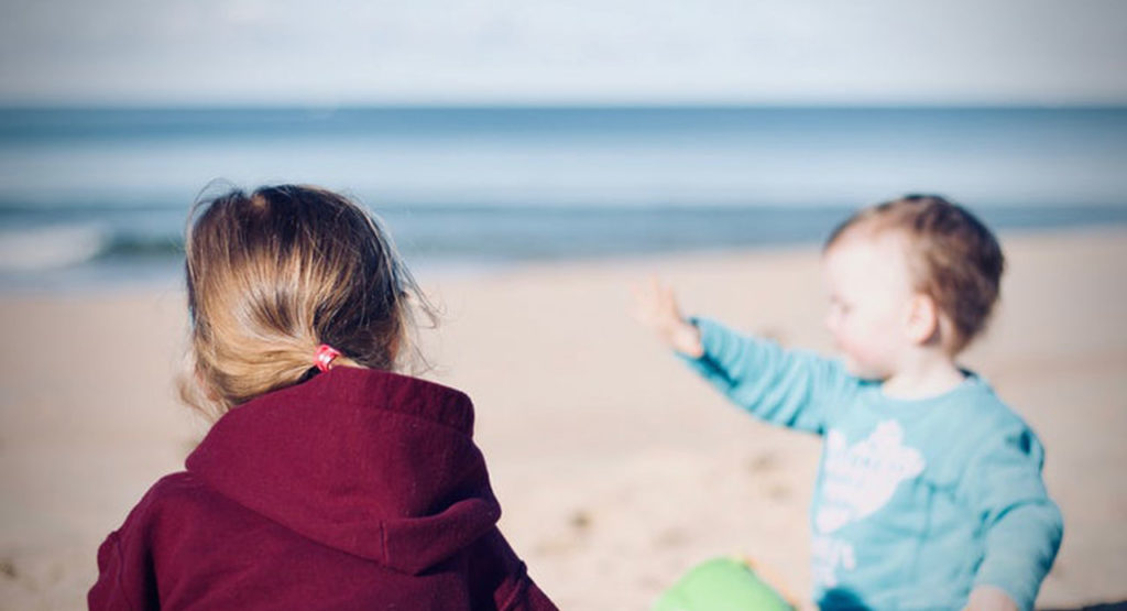 A holiday with children: success with these 4 tips!