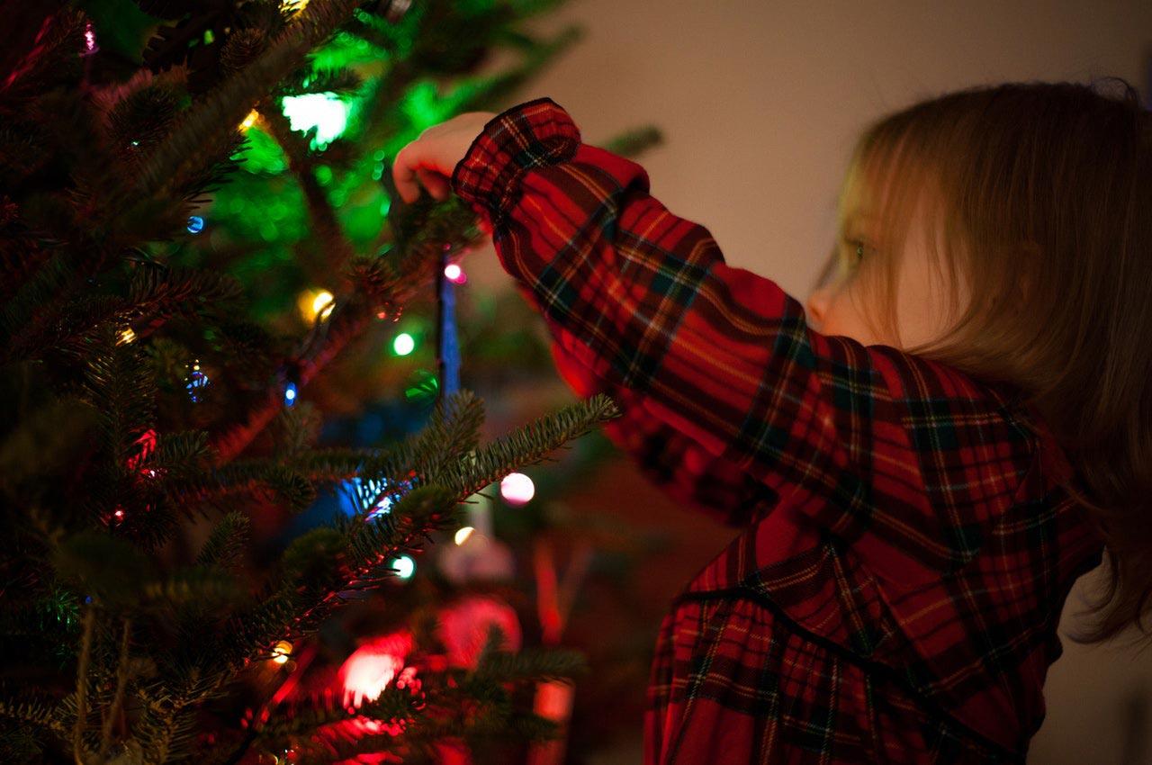 Una Navidad diferente con niños