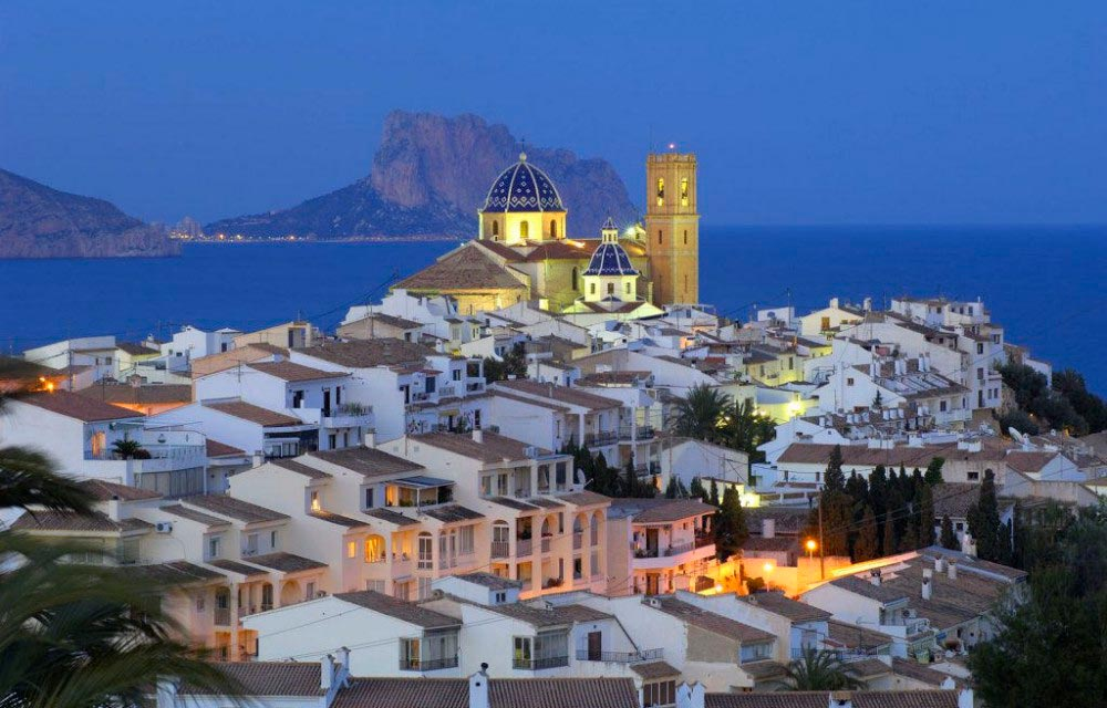 Excursiones en Benidorm a Altea