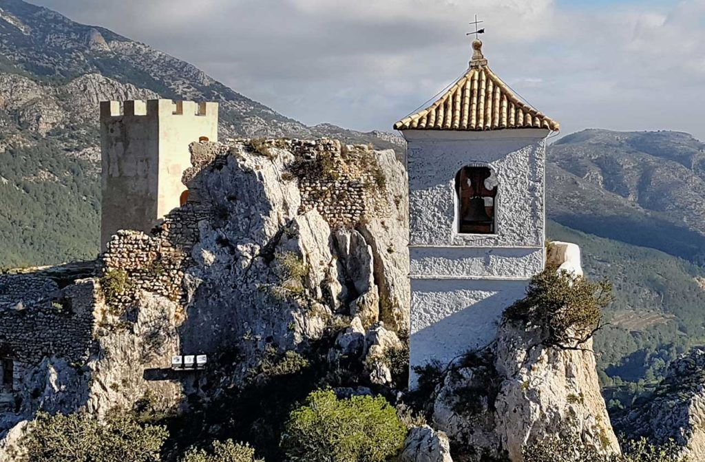 Guadalest, a plan for your Costa Blanca Holidays