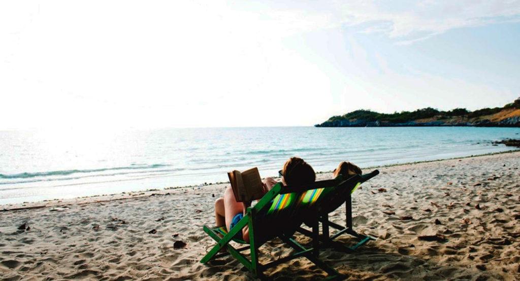 5 Razones por las que relajarse en la playa será tu próxima actividad favorita
