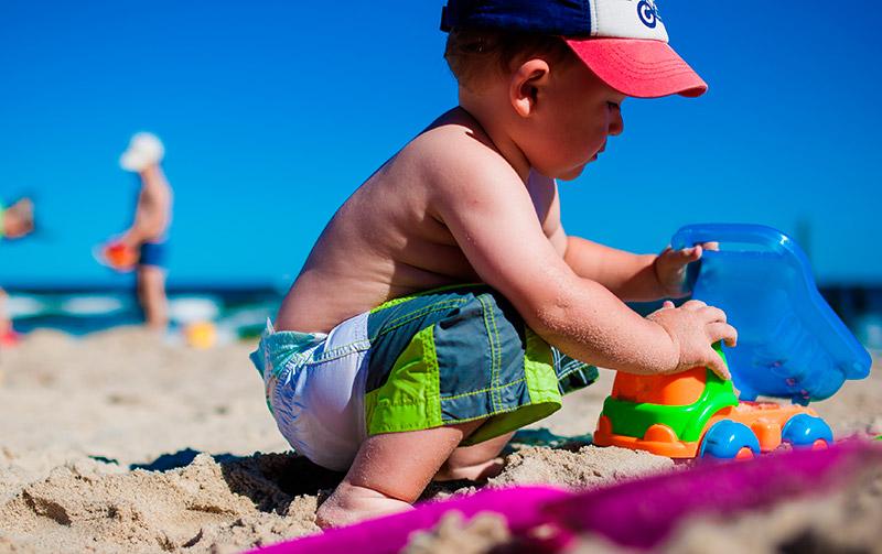 Actividades para niños en verano