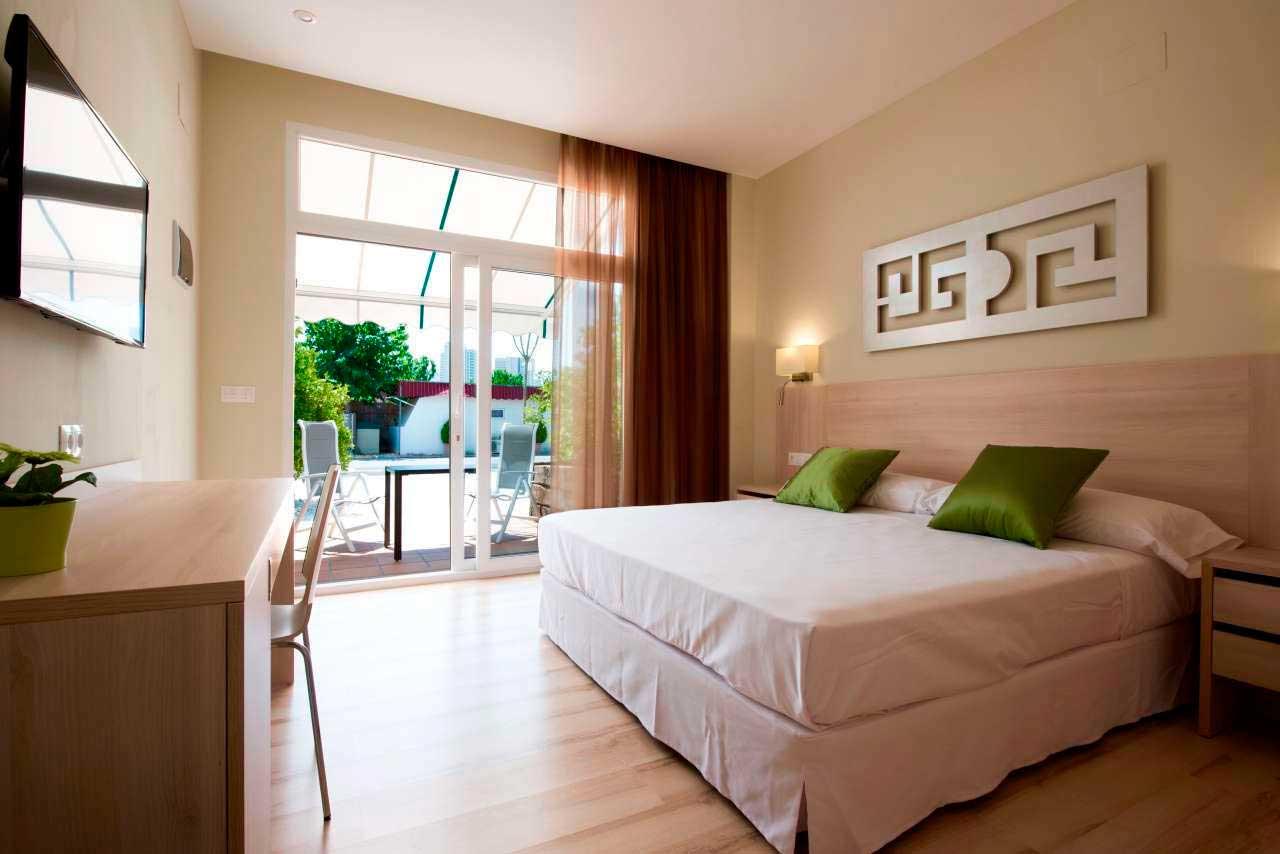 Alojamiento para el low festival: suites