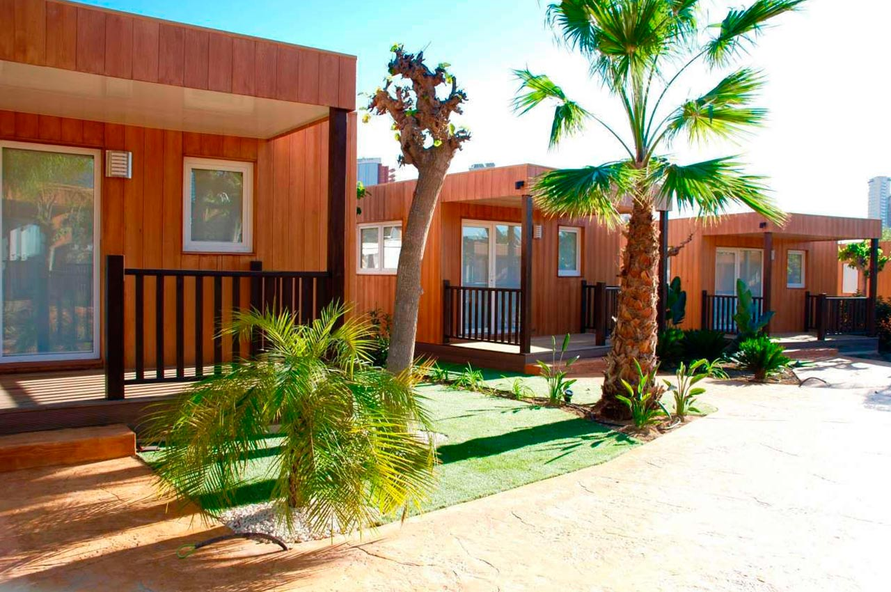 Accommodation in Camping Villasol