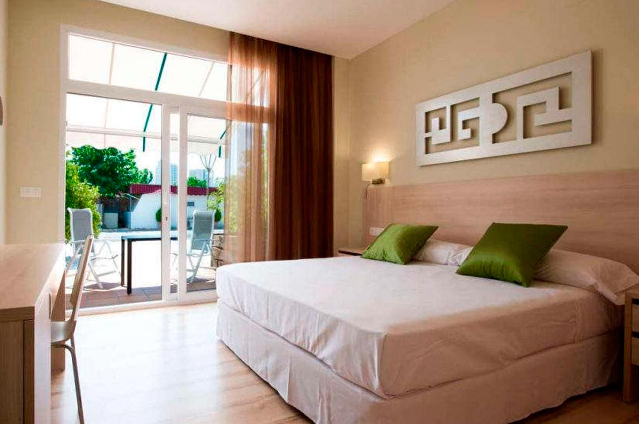 Maximum comfort in our rooms