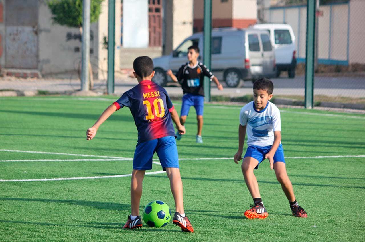 El deporte refuerza el sentido de la responsabilidad