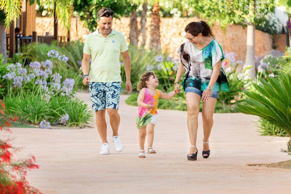 Rutina de ejercicios para principiantes, pasear