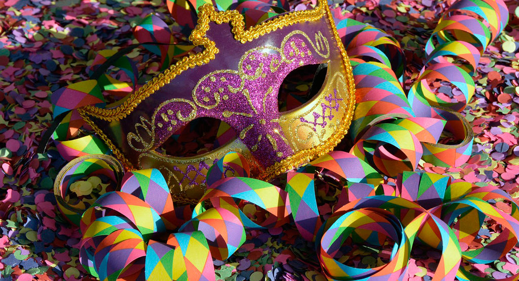Manualidades para carnaval