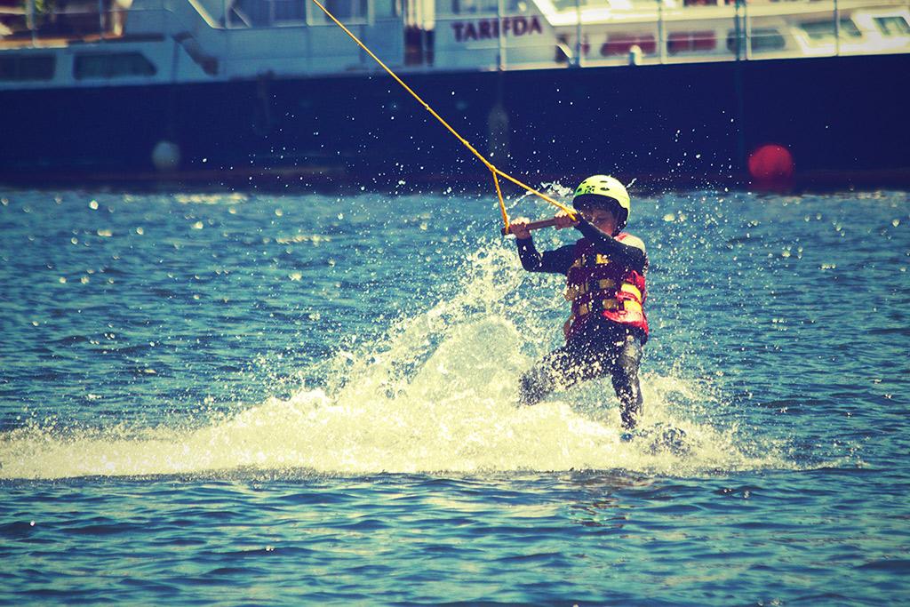 Deportes acuáticos en Benidorm