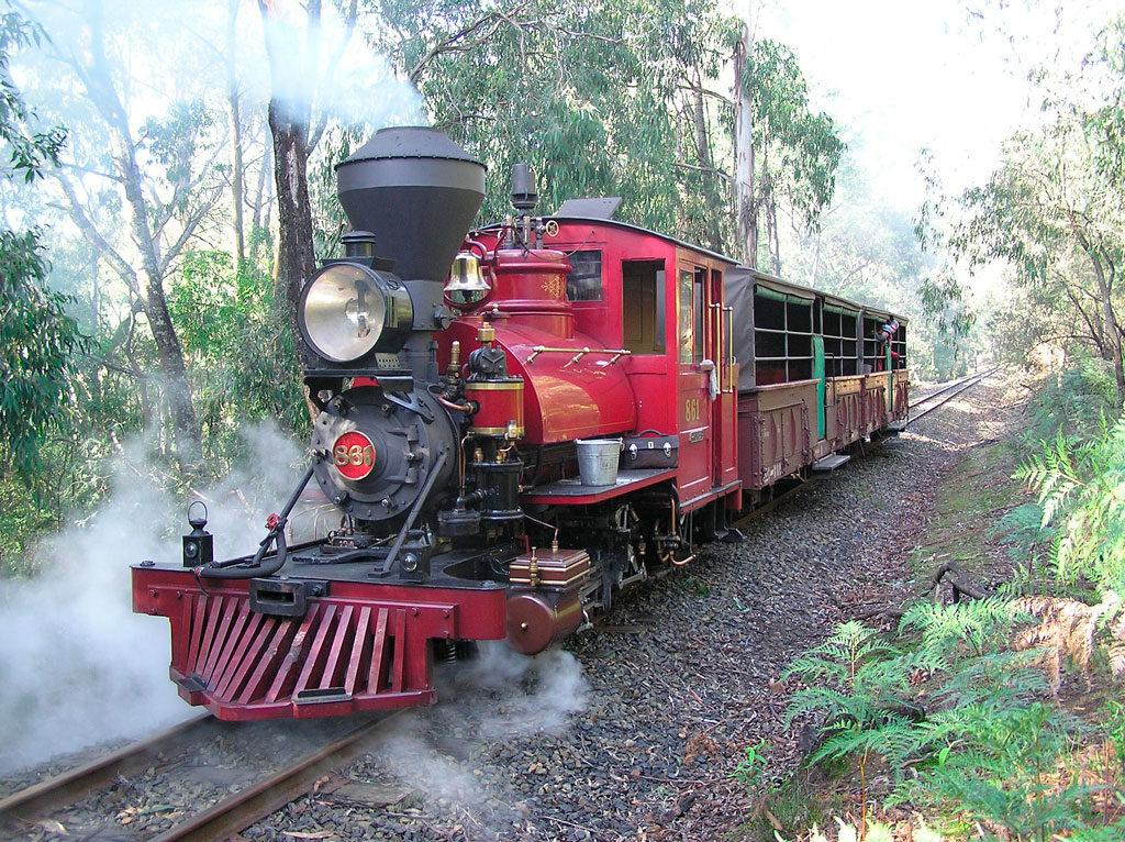 Recorrido del tren turístico de Benidorm