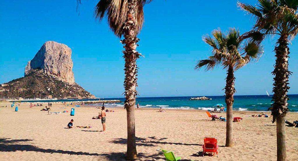 Pueblos de Alicante con playa | Camping Villasol