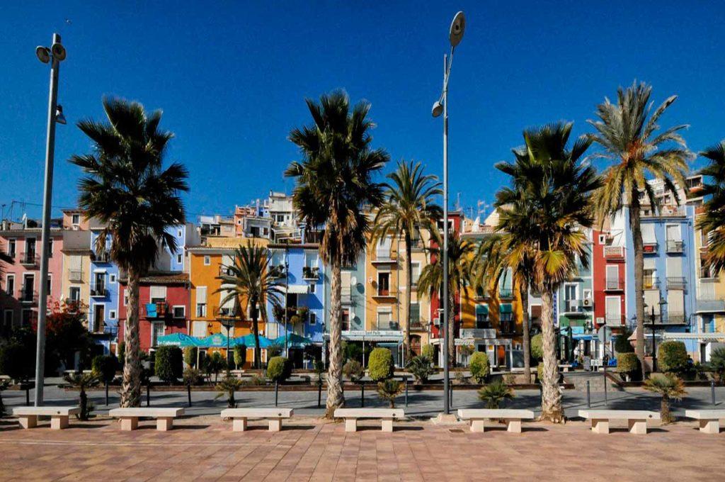 La Vila es otro pueblo de Alicante con playa
