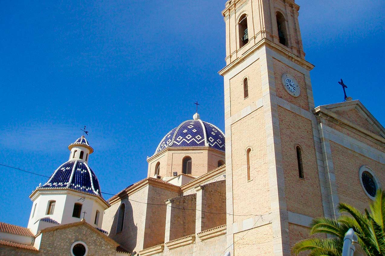 Things to see in altea