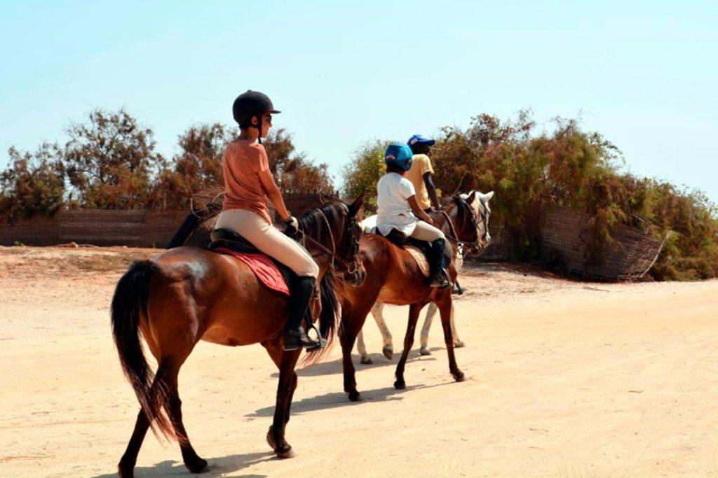 Montar a caballo en Benidorm