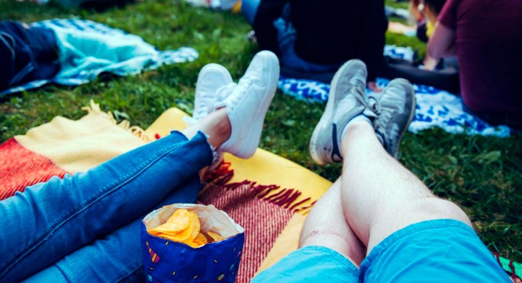 Cine de verano Benidorm