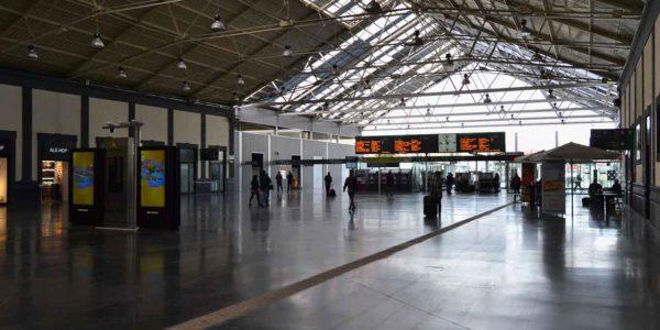 Estación de tren de Alicante