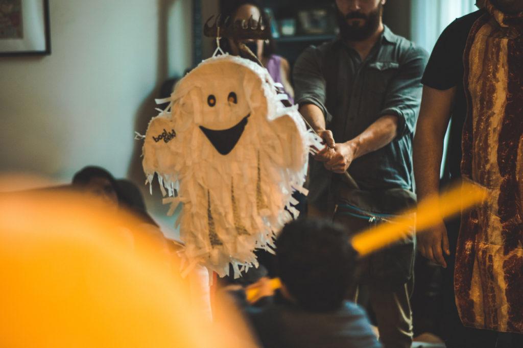Halloween para niños, manualidades