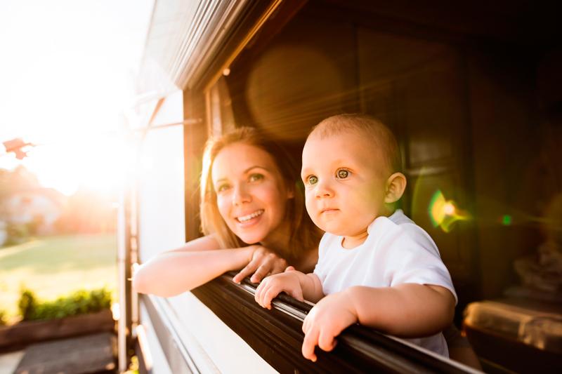 Viaje en familia en autocaravana