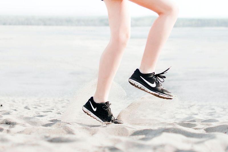 Deporte en la playa todo el año