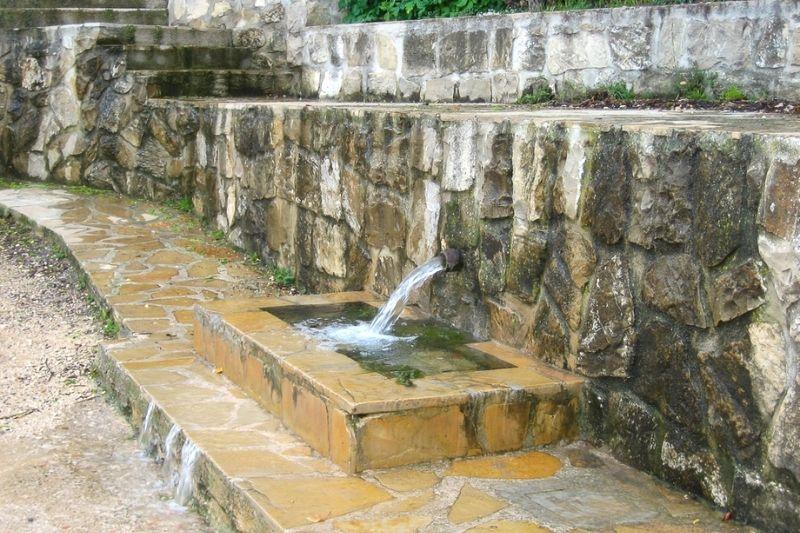 Fuente Sierra de Bernia