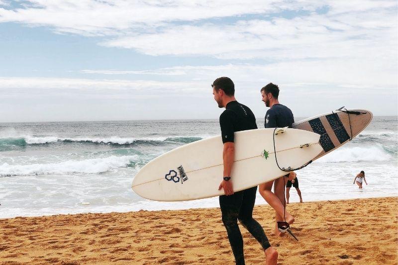 Surf playa